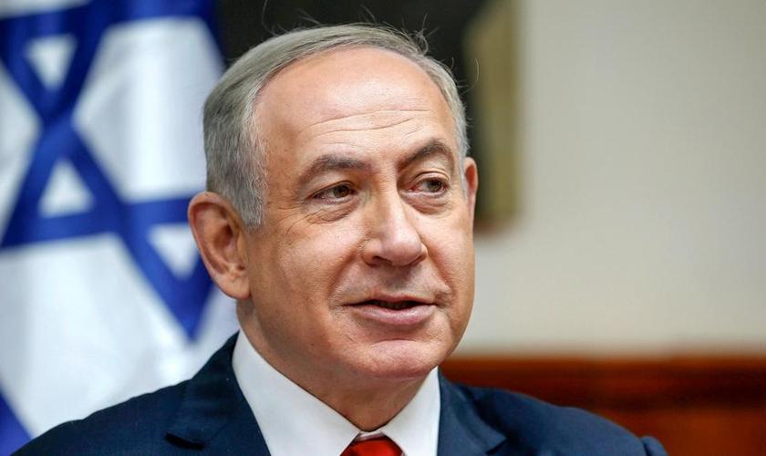 Benjamin Netanyahu é primeiro-ministro de Israel. (Foto: AP)