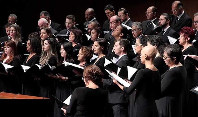 O musical pretende elevar a apreciação musical do povo de Deus. (Foto: Reprodução).