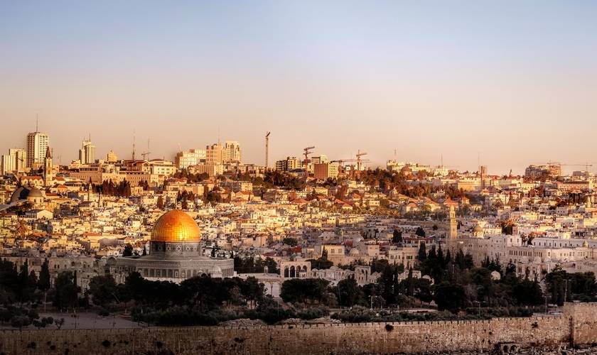 No calendário judaico a data é comemorada em 5 de Iyar, feriado chamado de Yom Haatzmaut. (Foto: Reprodução).