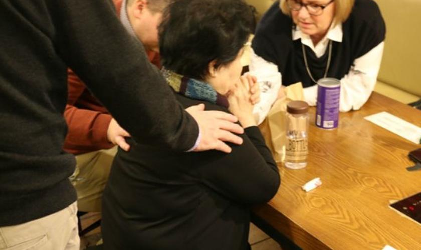 Mesmo com essas perdas e tempos na prisão, ela lembra a figura de uma querida avó. (Foto: Reprodução).