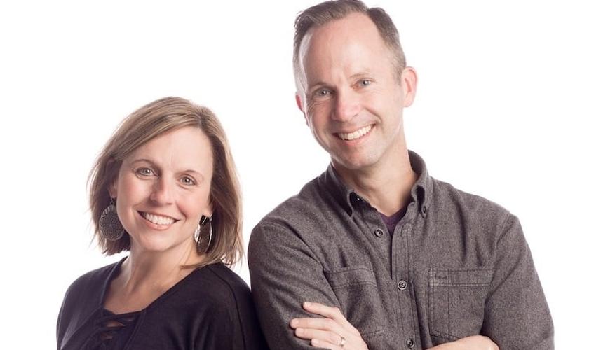 Inspirados em sua própria jornada, Greg e Stacey iniciaram um novo ministério. (Foto: Reprodução).