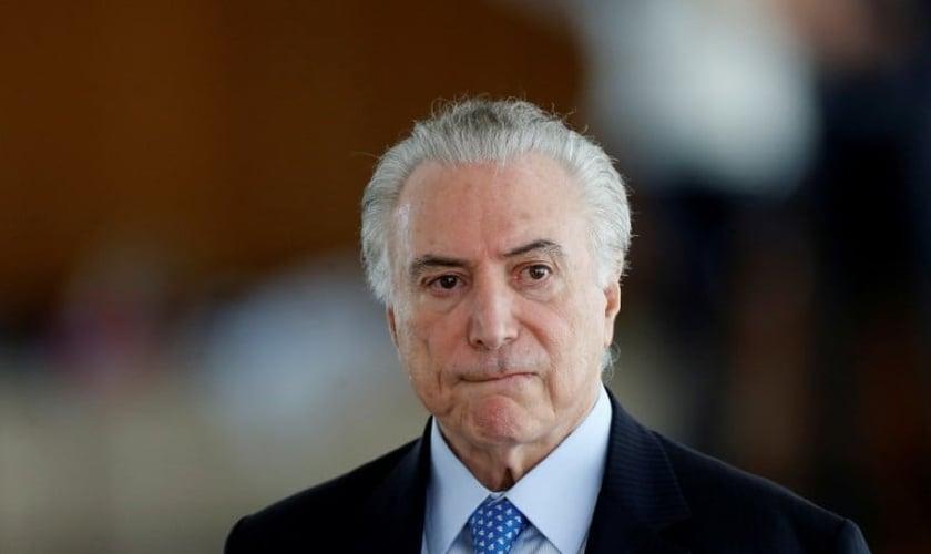 O presidente da República, Michel Temer, anunciou medidas para pôr fim a greve. (Foto: Adriano Machado/Reuters)