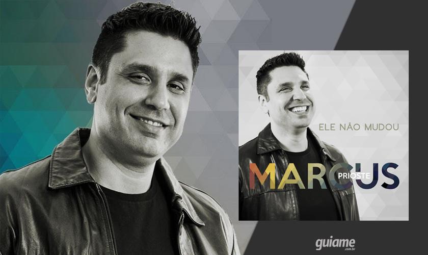 Marcus assina quatro faixas do projeto. (Fotos: Divulgação).