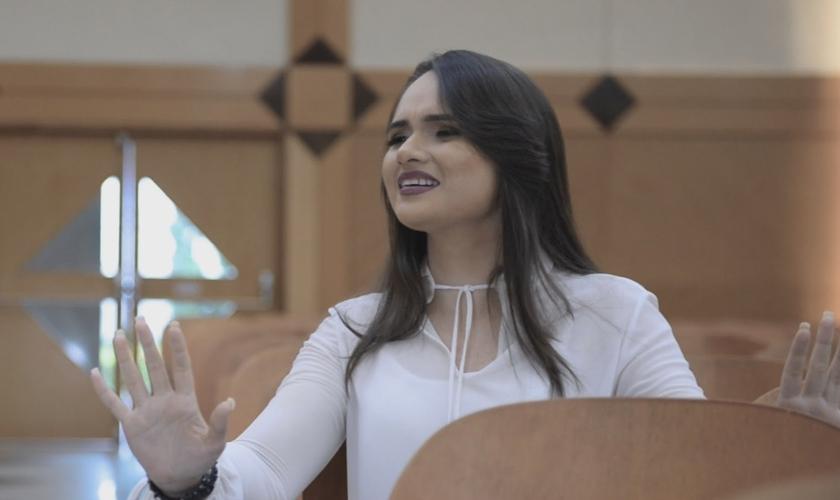 O clipe foi produzido por Marcelo Michel, da Fonte Produções. (Foto: Divulgação).