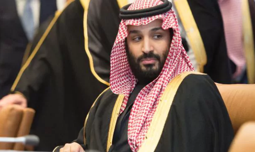 """Mohammed Bin Salman está conseguindo fazer """"reformas extraordinárias"""". (Foto: Reprodução)."""