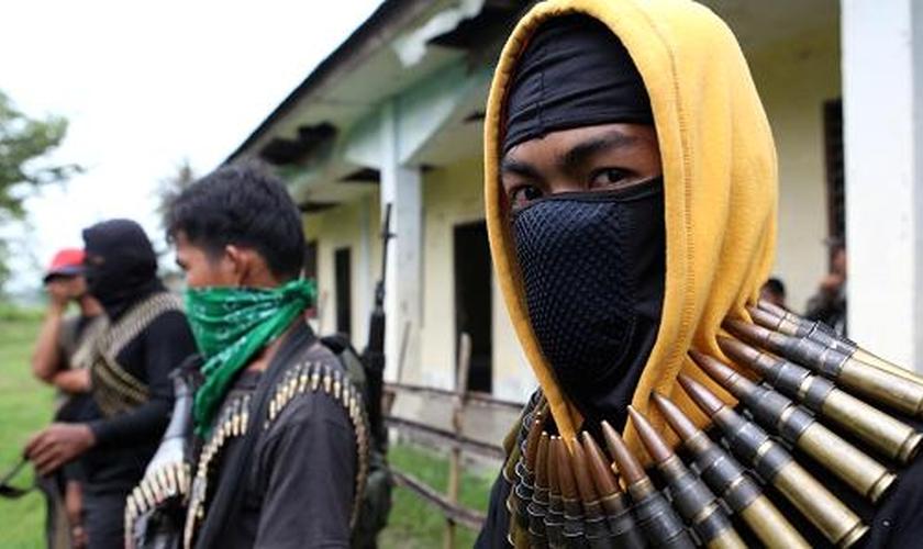 Terroristas do sul da Ásia. (Foto: CNBC.com)