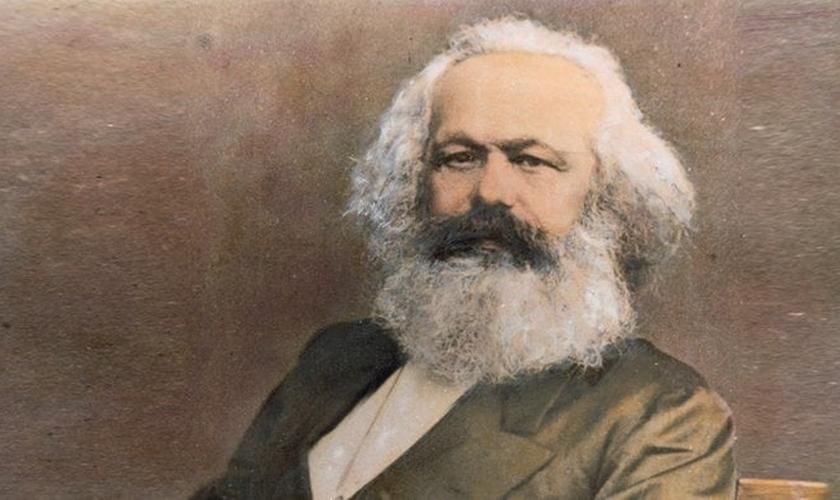 O marxismo e cristianismo são conceitos incompatíveis e impossíveis de serem conciliados. (Foto: Reprodução).