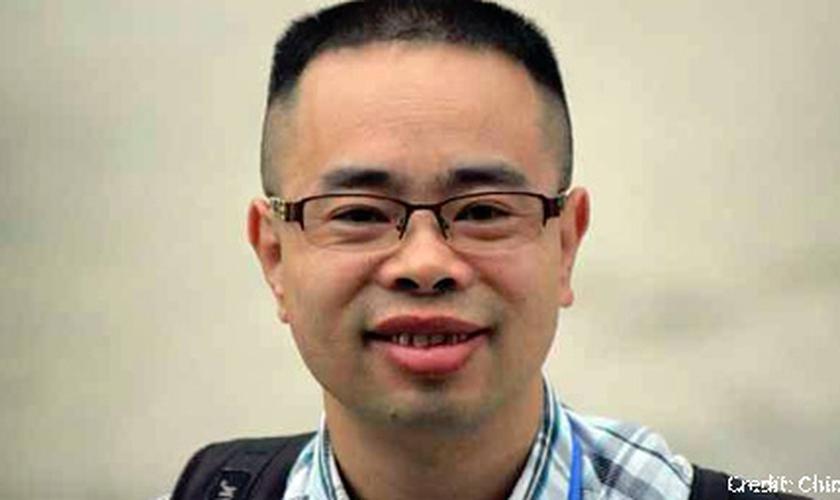 Pastor Yam Hua foi torturado durante dois anos em uma prisão da China. (Foto: China Aid)
