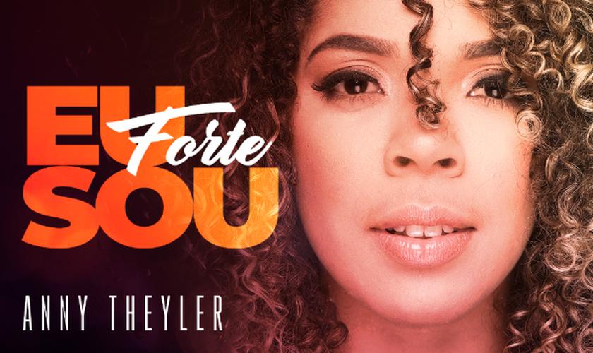 """""""Eu Sou Forte"""" está disponível nas plataformas digitais. (Foto: Divulgação)."""