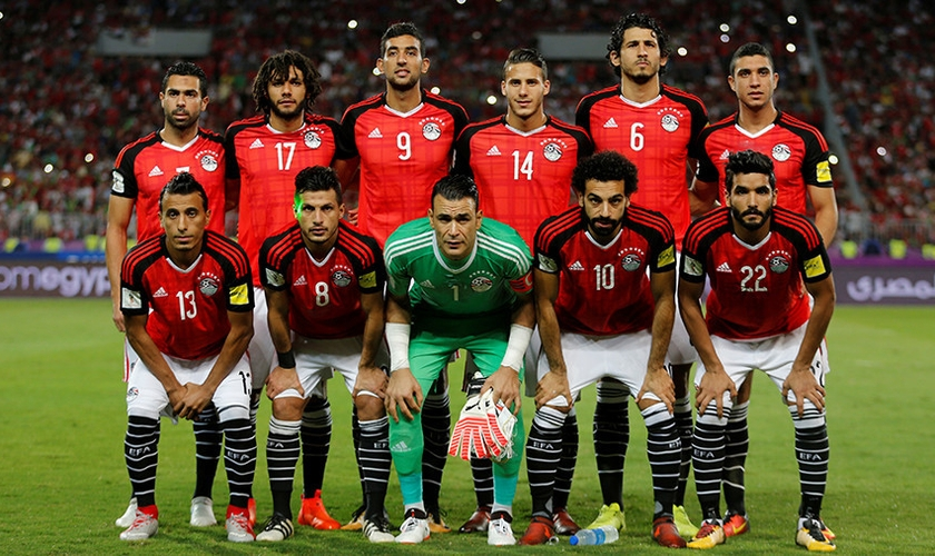Jogadores cristãos foram impedidos de jogar na seleção do Egito. (Foto: Mohamed El-Shahed/AFP)