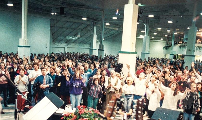 As reuniões foram marcadas por milagres e sinais durante 12 anos. (Foto: Anteneh Aklilu).
