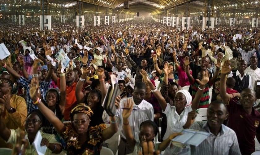 África tem visto as igrejas protestantes crescerem de maneira notável. (Foto: National Geographic)