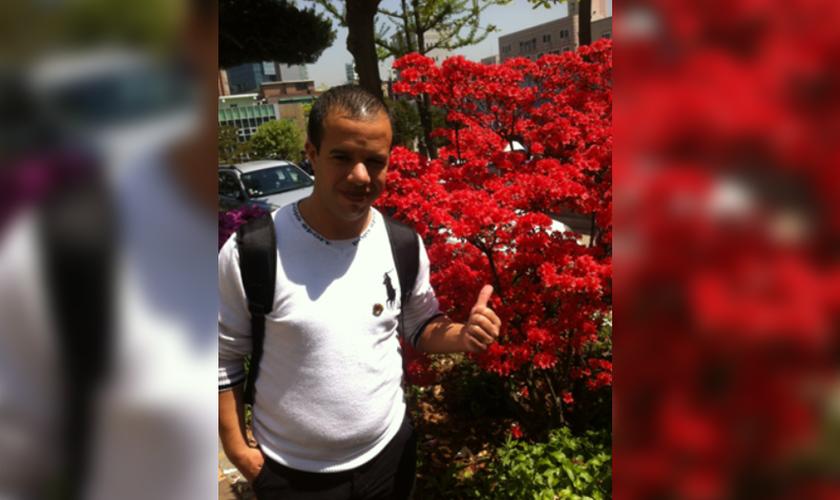 Idir Hamdad, de 29 anos, foi condenado e recebeu sentença máxima. (Foto: Reprodução)