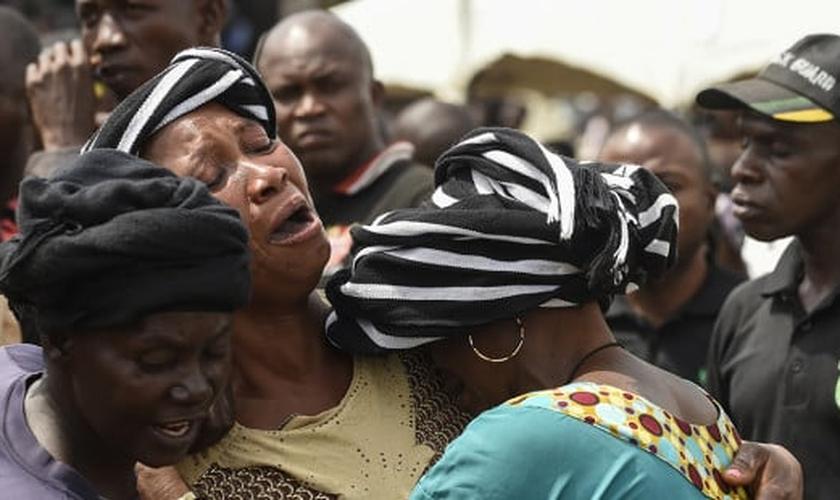 Mais de 16 mil cristãos foram mortos em menos de três anos, na Nigéria. (Foto: Aleteia)