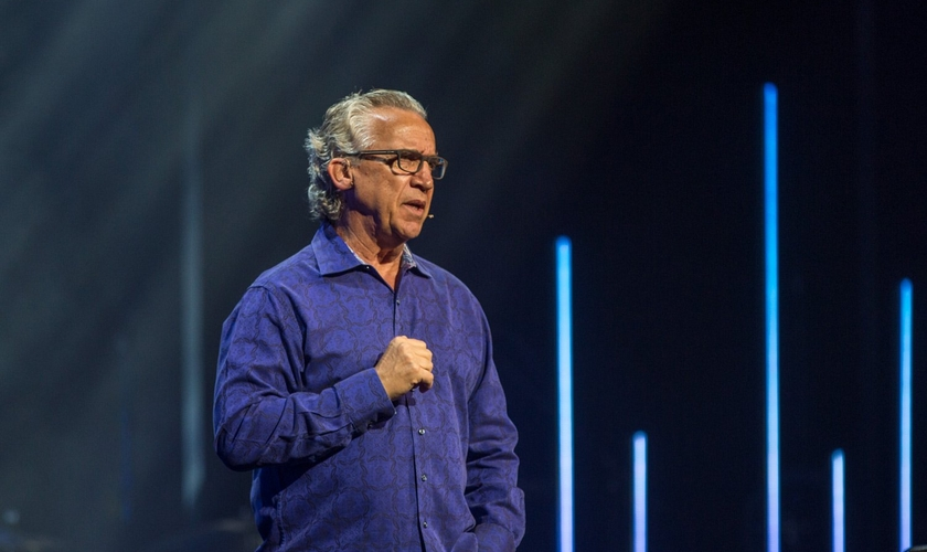 Bill Johnson é o pastor sênior da Bethel Church, na Califórnia. (Foto: Reprodução)