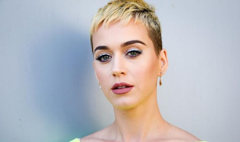 Katy Perry escrevia louvores quando era mais jovem e tocava na igreja. (Foto: Getty Images/PurePeople)