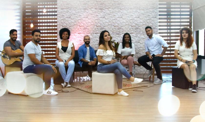 """A live da canção """"Mais De Ti"""" já pode ser conferida no canal oficial do Coral Soul Livre, no YouTube. (Foto: Divulgação)."""