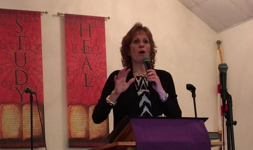 Wanda Alger é evangelista e autora cristã. (Foto: Reprodução).