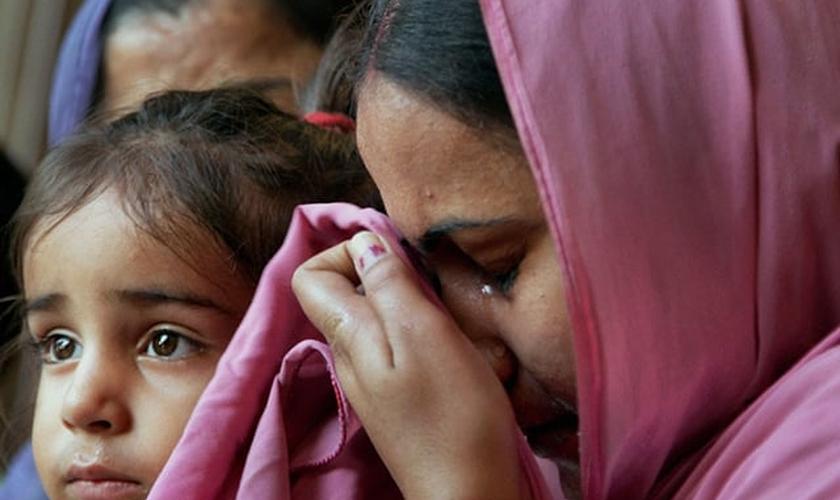 Os frequentes ataques demonstram um crescente sentimento anti-cristão na Índia. (Foto: Reprodução)