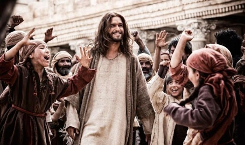 """Cena do filme """"O Filho de Deus"""", dirigido e produzido por Roma Downey. (Foto: Reprodução/Youtube)"""