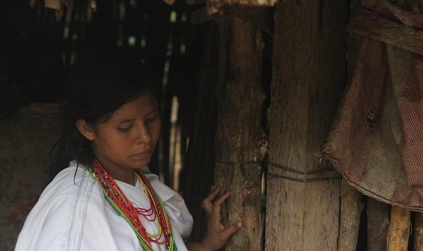 Lorena foi separada de sua família ainda criança. (Foto: WWM).
