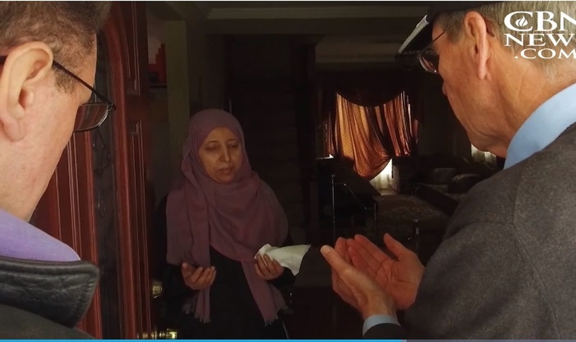 A igreja Springwells desenvolve um ministério de evangelismo no bairro de maioria muçulmana. (Imagem: CBN News)