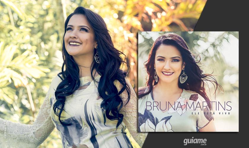 O projeto é o quarto CD da carreira de Bruna Martins. (Foto: Divulgação).