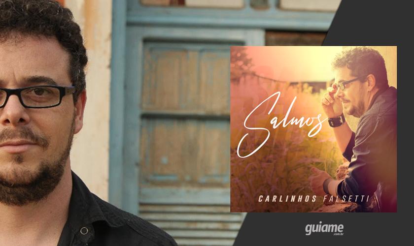 """A produção do single """"Salmos"""" ficou por conta de Amauri Muniz. (Foto: Divulgação)."""
