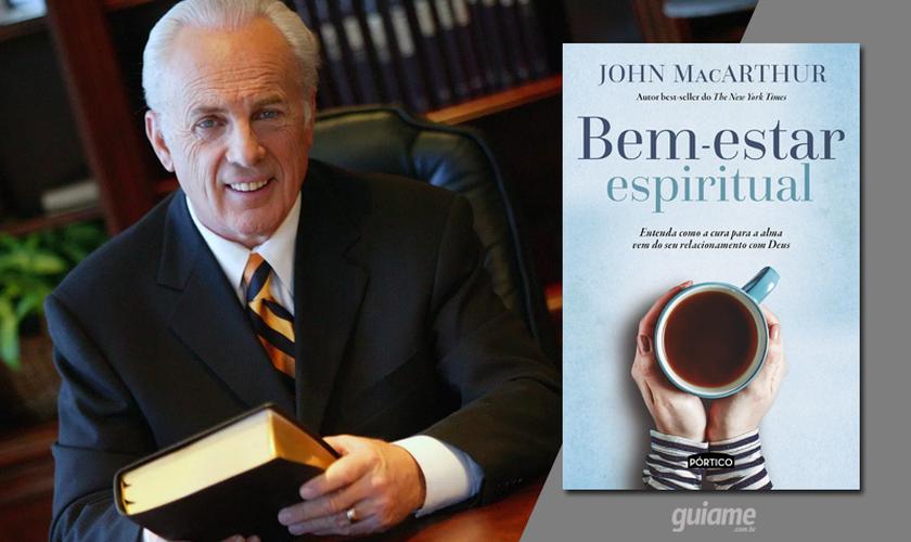 John MacArthur diz que o Espírito Santo pode guiar, liderar e capacitar cada um que entender os seus propósitos. (Fotos: Divulgação).