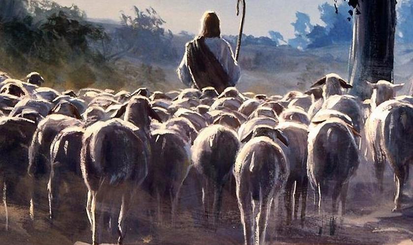 Se você fizer de Jesus o pastor da sua vida, vai deixar de ser enganável, porque jamais seguirá um estranho. (Foto: Dupla Notícia)