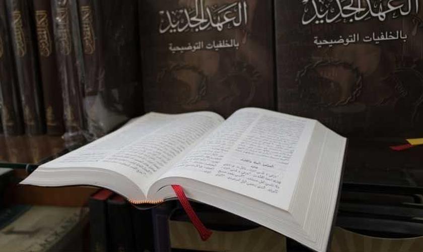 Desde 2013, o Sudão não recebe uma nova remessa de Bíblias para ser distribuída entre os cristãos. (Foto: Reprodução).