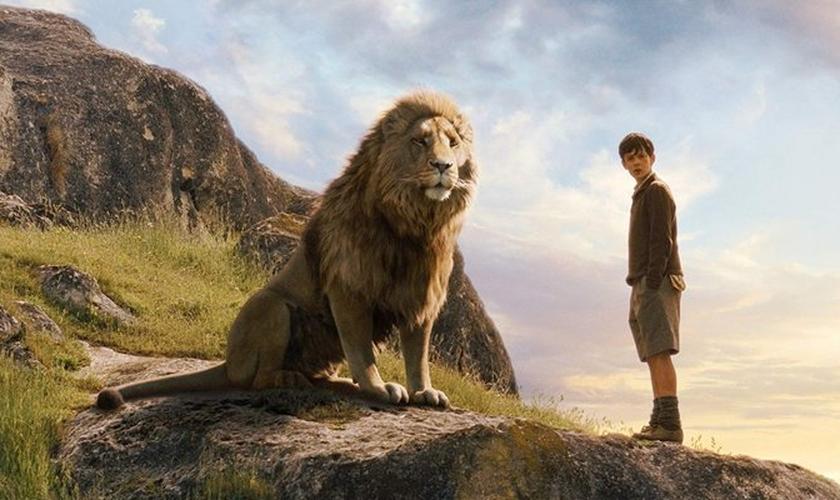 """Netflix irá produzir séries e filmes baseados nas """"Crônicas de Nárnia"""". (Foto: Reprodução)"""