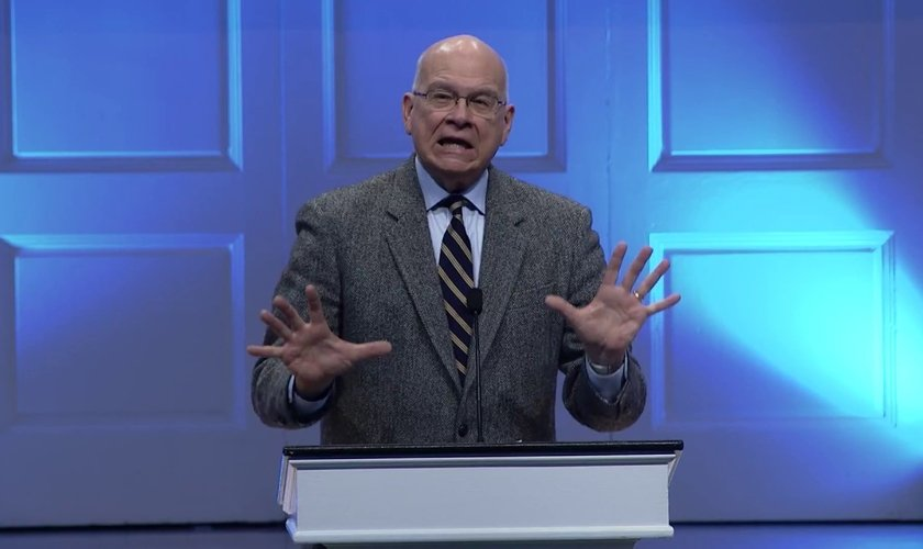 Tim Keller disse que Deus julga as pessoas porque Ele é justo, mas os pregadores devem repensar sobre a atitude. (Foto: Reprodução)