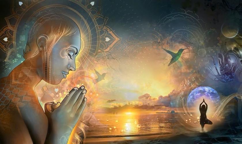 A pesquisa afirma que a tendência segue um fluxo crescente e que alcança crenças ocultistas. (Foto: Reprodução)