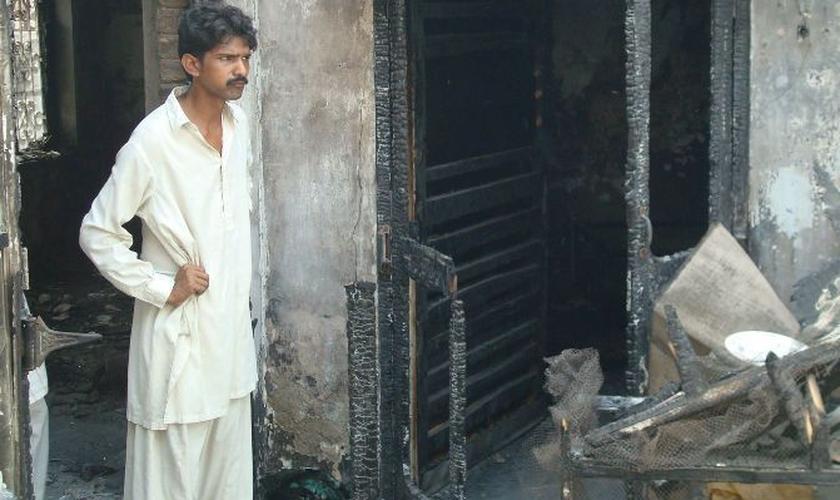 """Imagem representativa. Yaqoob é conhecido onde morava como """"Kala"""". A vizinhança relata que ele apresentava dificuldades de aprendizagem. (Foto: Reprodução)"""