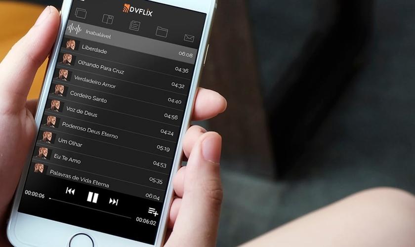 A startup DVFLIX desenvolveu uma plataforma de cards que promete substituir o CD e o DVD. (Foto: Divulgação)