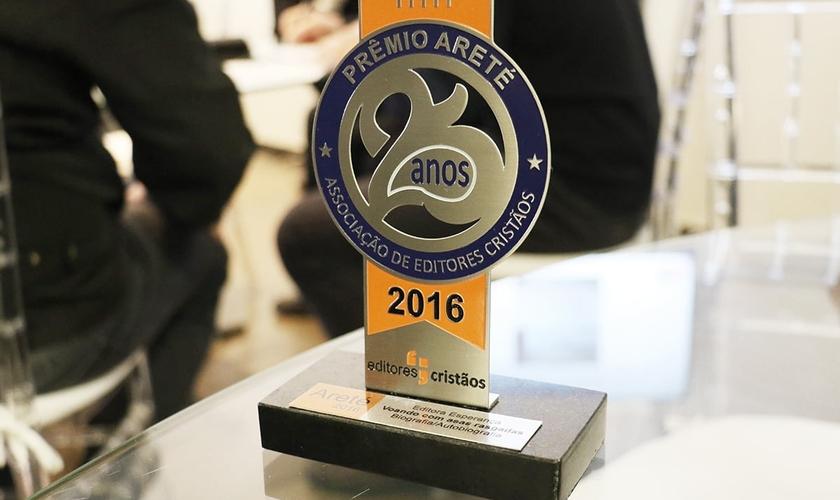 Desde a sua criação, o Prêmio Areté de Literatura vem ganhando mais relevância. (Foto: Guiame/Marcos Paulo Corrêa)