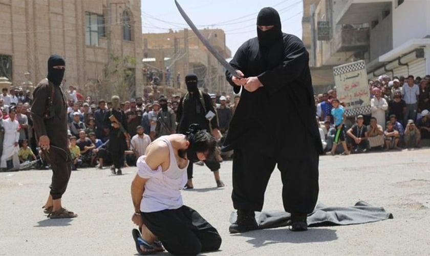 Imagem ilustrativa. Prestes a serem decapitados, pastores têm visão de Jesus e são livrados da morte. (Foto: Reprodução)
