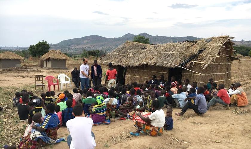 E se eu tivesse nascido em Chinsapo, uma periferia esquecida de Lilongwe? (Foto: Reprodução/Facebook/Saulo Porto)