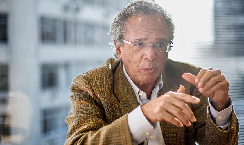 O economista Paulo Guedes será ministro da pasta no governo Bolsonaro. (Foto: Daniel Ramalho/AFP)