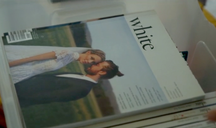 """A """"White"""" foi durante 12 anos, uma das principais revistas sobre casamentos da Austrália. (Foto: whitemag.com)"""