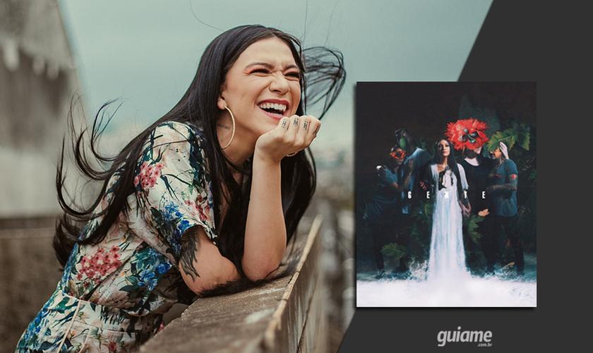 """""""Gente"""" é muito mais que um novo álbum de uma cantora cristã. É o mais novo disco pop que tem dado o que falar dentro e fora da bolha gospel. (Fotos: Divulgação)."""