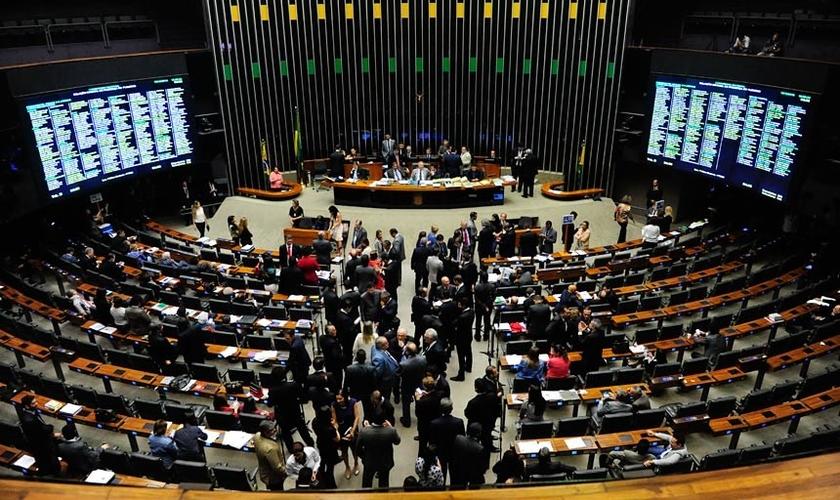 A Frente Parlamentar Evangélica esclareceu não irá ameaçar o futuro governo. (Foto: Jonas Pereira/Agência Senado)