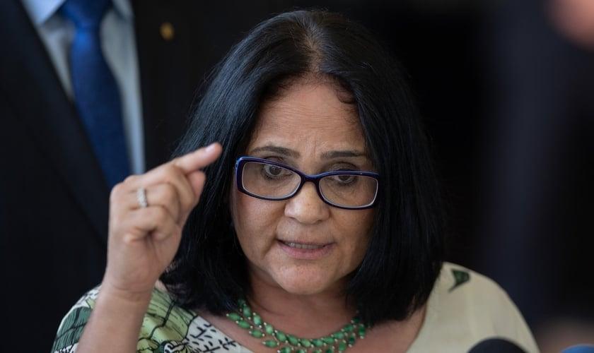 Damares Alves é a futura ministra da Mulher, Família e Direitos Humanos no governo Bolsonaro. (Foto: Poder360l)