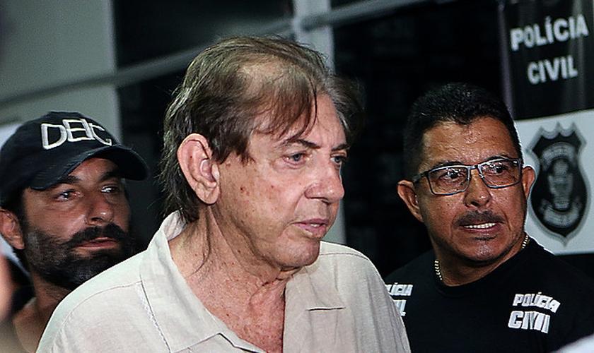 Mais conhecido como João de Deus, o médium João Teixeira de Farias é acusado por mais de 300 mulheres de abuso sexual. (Foto: ERNESTO RODRIGUES / ESTADÃO)