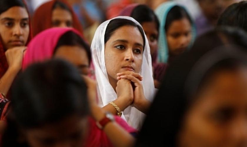 A Índia ocupa o décimo lugar em perseguição religiosa na lista de 2019 da Portas Abertas. (Foto: Reuters)