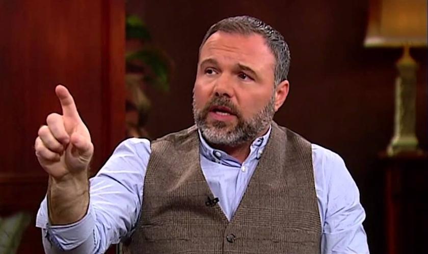 Mark Driscoll é pastor e escritor. (Imagem: Youtube)