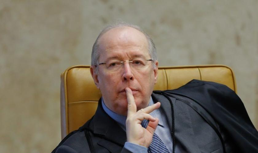 Ministro do STF, Celso de Mello. (Foto: Agência Brasil)