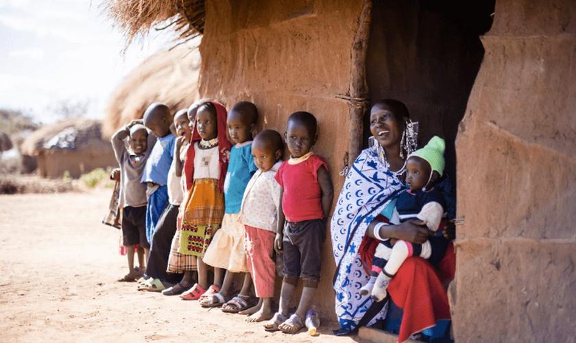 Judeus doam US$ 5 milhões para ajudar missionários cristãos na África. (Foto: Africa Mission Healthcare Foundation)