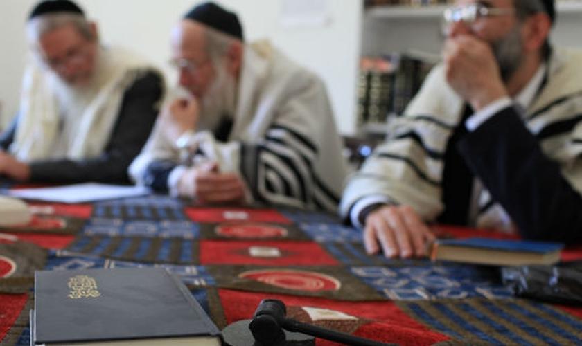 O Sinédrio é uma assembleia de juízes de Israel que voltou a ser estabelecida nos dias atuais. (Foto: Nati Shohat/Flash90)